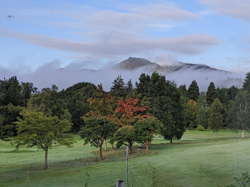 Views of the Lake District