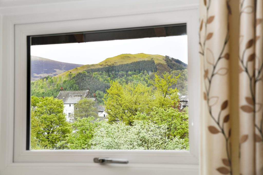 Room with view of the Lake District