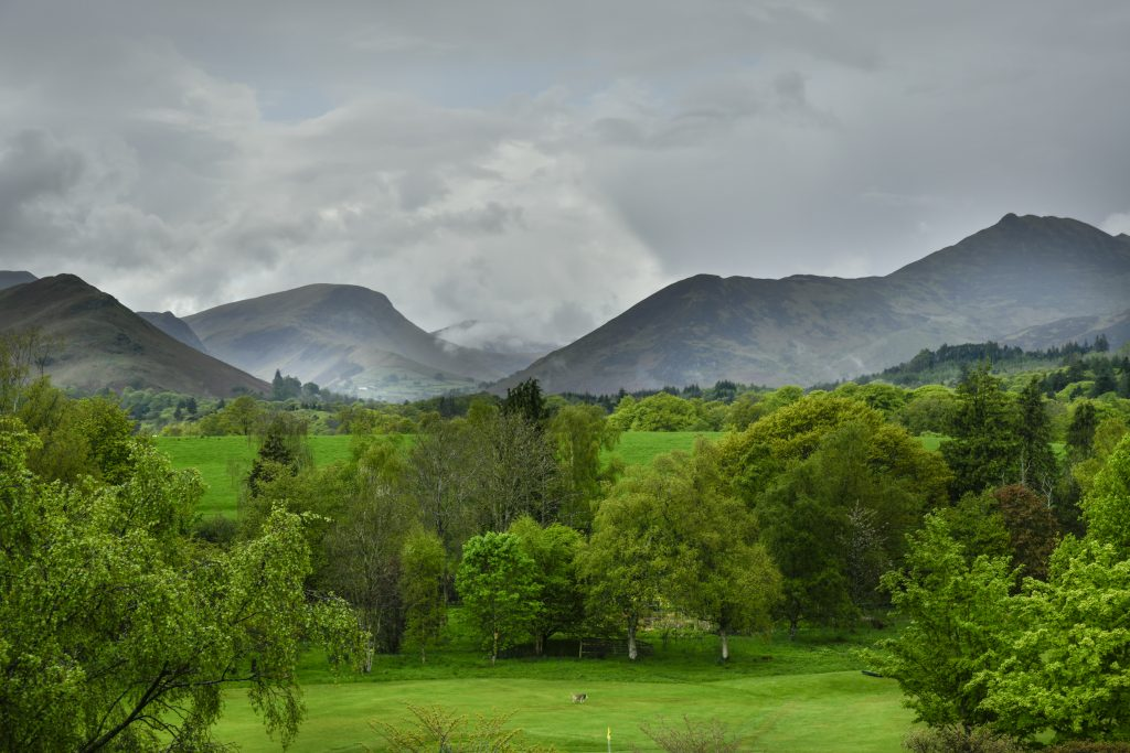 Rooms with views of the Lake District